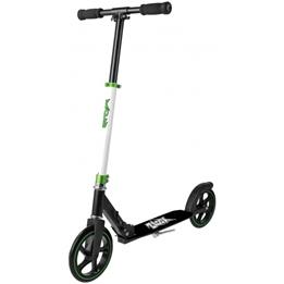 Xootz - Sparkcykel - Xoo Large Wheeled Fotbroms Vit/Svart