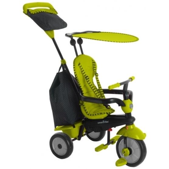 Smartrike - Trehjuling - Glow Junior Grön