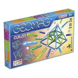 Geomag - Color Blå / Grön 91-Piece