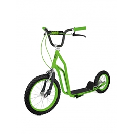 Xootz - Sparkcykel - Bmx Step 16 Tum Junior Grön/Svart
