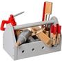 Mamamemo - Wooden Workbench 60 X 30 X 75 Cm 27-Piece