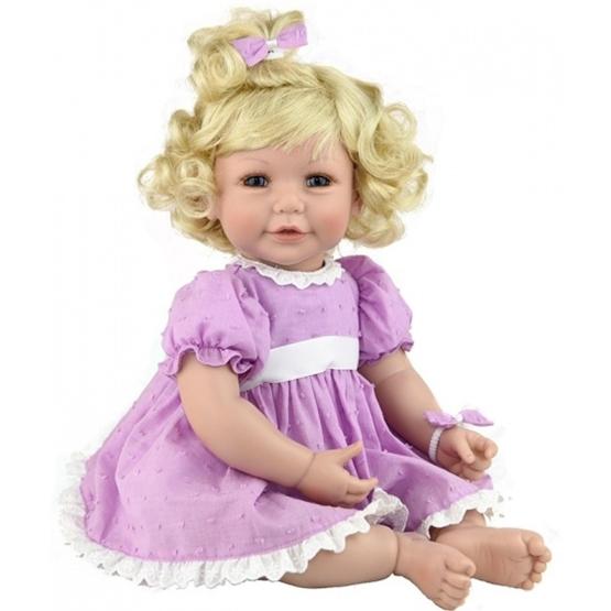 Adora - Docka - Toddler Time Exclusive Emma 51 Cm Lila