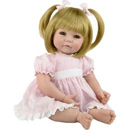 Adora - Docka - Toddler Time Exclusive Amy 51 Cm Light Rosa