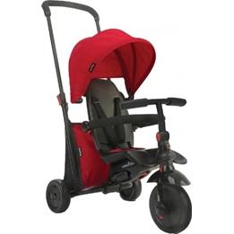 Smartrike - Trehjuling - Smartfold Junior Röd