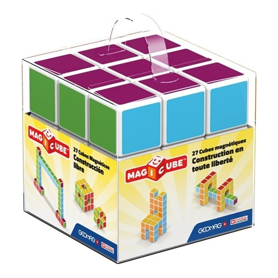Geomag - Magicube Free Building 27-Piece