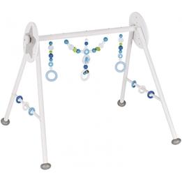Heimess - Baby Gym Elefant Vit / Blå