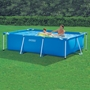 Intex - Above Ground Swimming Pool Without Pump 28272Np 300 X 200 Cm Blå