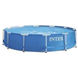 Intex - Swimming Pool - Utan Pump 28210Np Blå