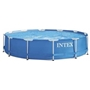 Intex - Above Ground Swimming Pool Without Pump 28210Np 366 X 76 Cm Blå