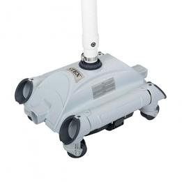 Intex - Automatic Floor Vacuum Cleaner Gray