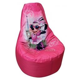 Disney - Sittpuff Minnie Mouse 67 X 59 X 54 Cm Rosa
