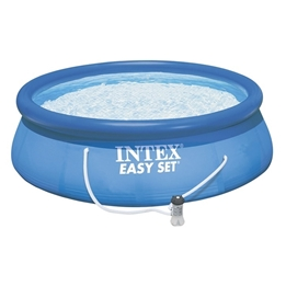 Intex - Inflatable Pool With Pump 28122Gn Easy 305 X 76 Cm Blå
