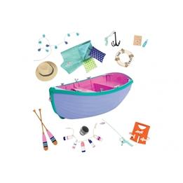 Our Generation - Docktillbehör Row Your Boat Set