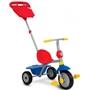 Smartrike - Trehjuling - Zip Plus Junior Röd/Blå