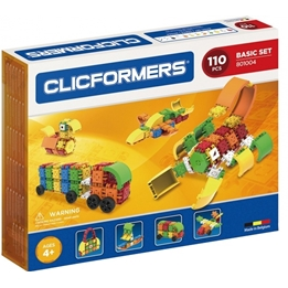 Clicformers - Basic Set 110-Piece