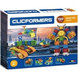 Clicformers - Basic Set 150-Piece