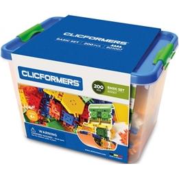 Clicformers - Basic Set 200-Piece