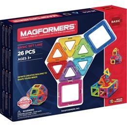 Magformers - Trianglar Och Fyrkanter