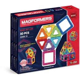 Magformers - Set Of 30 Pieces