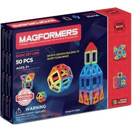 Magformers - 50-Piece Set