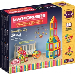 Magformers - My First Set 30-Piece
