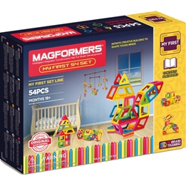 Magformers - My First Set 54-Piece