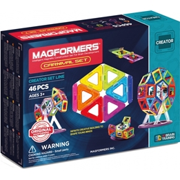 Magformers - Carnival Set 46-Piece