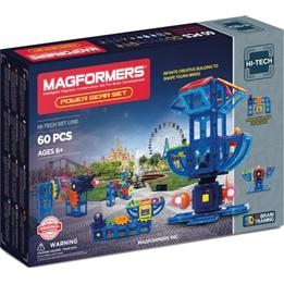 Magformers - Power Gear Set 60-Piece