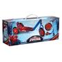 Marvel - Sparkcykel - Spider-Man 3-Wiel Blå