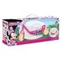 Disney - Sparkcykel - Minnie Mouse 3-Wiel Fotbroms Rosa/Gul