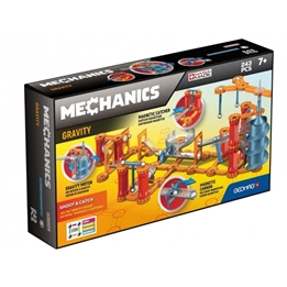 Geomag - Mechanics Gravity Shoot & Catch Junior 243-Piece