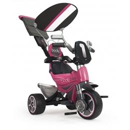 Injusa - Trehjuling - Body Sport Junior Rosa