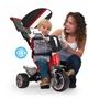 Injusa - Trehjuling - Body Sport Junior Röd