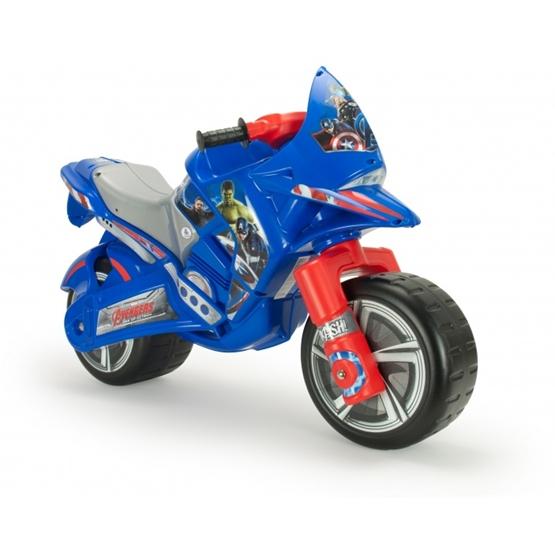 Injusa - Running Motor Avengers 101.5 Cm Blå / Röd