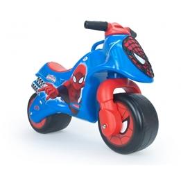 Injusa - Sparkmotorcykel Neox Spider-Man Blå / Röd