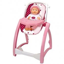 Klein - Princess Coralie Baby Seat 4-In-1 Rosa