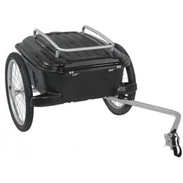 M-Wave - Cykelvagn / Lastvagn - Cykelvagn / Lastvagnvagn Carry All 20 Tum Svart