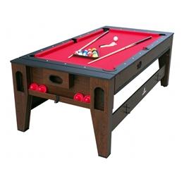 Cougar - Reverso Pool & Air Hockey Table 217 Cm