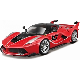 Bburago - Miniature Ferrari Fxx-K 25 Cm Röd