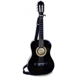 Bontempi - Spanish Wooden Guitar Svart 92 Cm