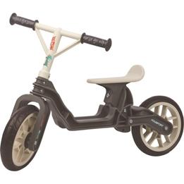 Polisport - Balanscykel - Balanca Bike Loopfiets 10 Tum Junior Mörk Grå/Cream