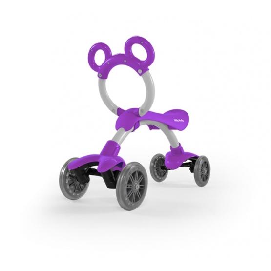 Milly Mally - Fyrhjuling - Orion Flash Loopfiets Junior Lila