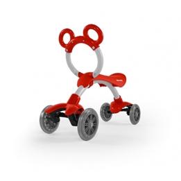 Milly Mally - Fyrhjuling - Orion Flash Loopfiets Junior Röd