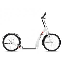 Bike Fun - Sparkcykel - Step 20 Tum Vit