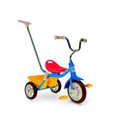 Amigo - Trehjuling - Colorama Passenger Trehjuling Junior Blå