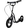 Stiga - Sparkcykel - Step Air 12 Tum Junior Svart