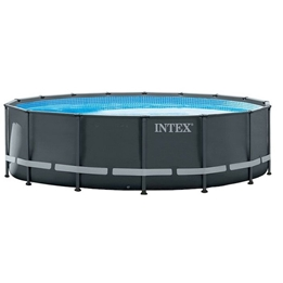 Intex - Above Ground Pool With Pump 26326Gn Ultra Xtr 488 X 122 Cm