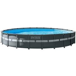 Intex - Pool Inklusive Pump Ultra 732 X 132 Cm