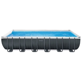 Intex - Above Ground Pool With Pump 26364Gn Ultra Xtr 732 X 366 Cm