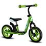 Skids Control - Balanscykel - Loopfiets 10 Tum Junior Grön/Svart